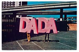 Bill Gaglione and Tim Mancusi, Dada Land, 1975/1977
