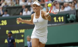 Angelique Kerber reached the final in 2016 but injury and form have left her struggling this season