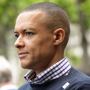 Clive Lewis.