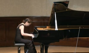 Angela Hewitt at Wigmore Hall, London.