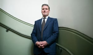 Starmer said uncertainty over whether EU citizens in the UK would be allowed to stay was creating a sense of injustice.