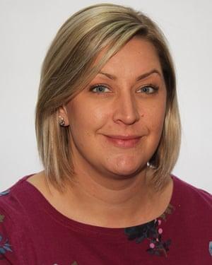 Mrs Emily Proffitt. Headteacher Tittensor CofE (C) First School
