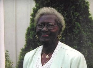 Susie Jackson, victim of the shooting at Emanuel Church, Charleston.