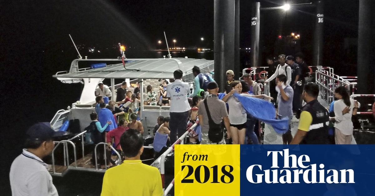 Thailand: at least 33 dead after Phuket tourist boat