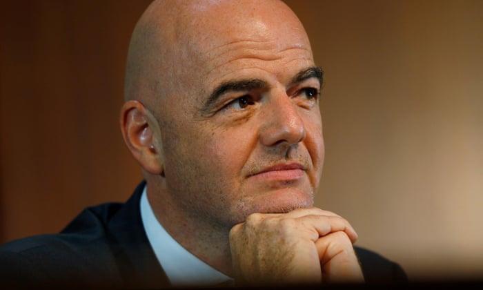 O presidente da Fifa, Gianni Infantino, esclareceu possíveis violações de ética