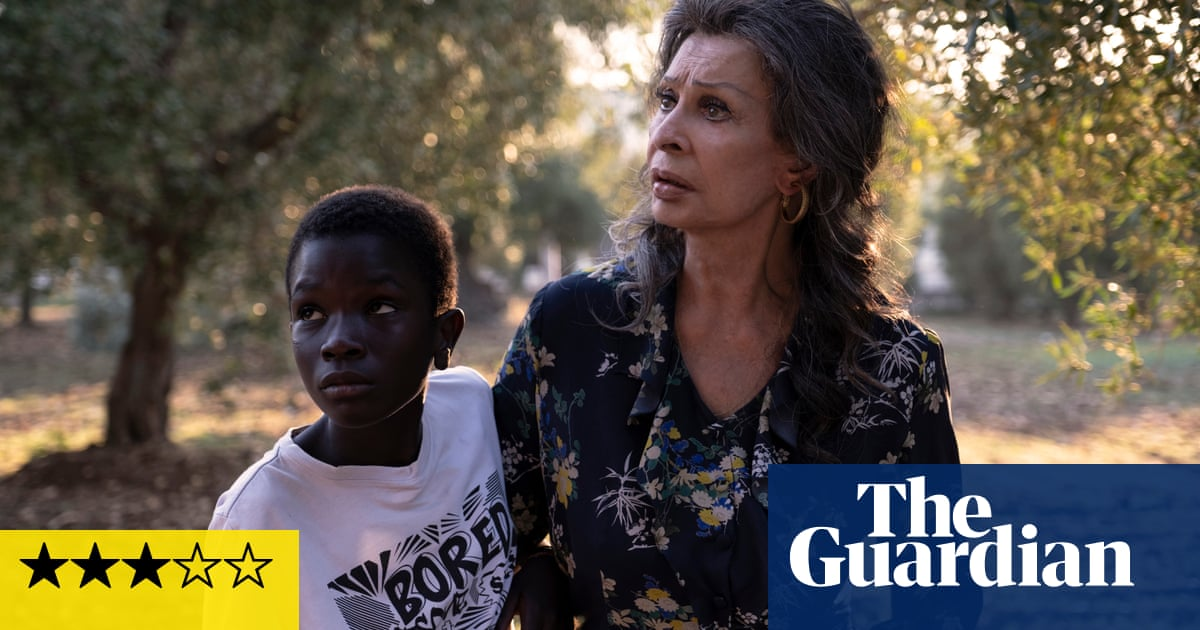 The Life Ahead review – Sophia Loren serves up some grandmother courage