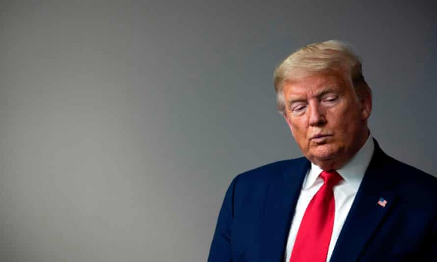Late on Friday, Trump said in a letter to Congress Atkinson no longer had his 'fullest confidence' and would be removed from his position in 30 days' time.