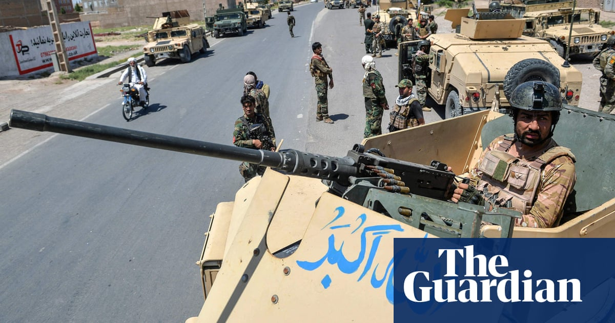 Resurgent Taliban escalates nationwide offensive in Afghanistan
