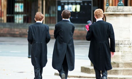 Britain's top jobs still in hands of private school elite, study finds