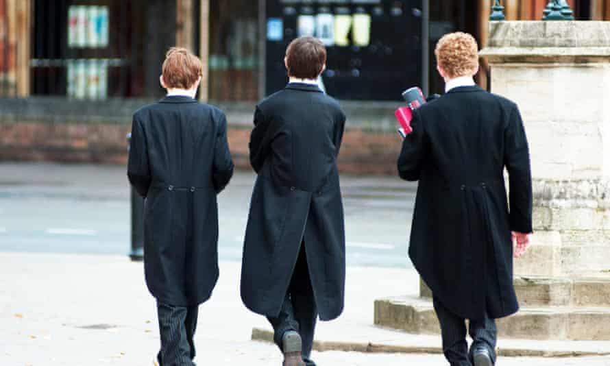 Eton public school boys in Berkshire, England, UK
