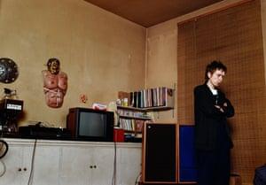 John Lydon in the earliest days of PiL, in 1978.