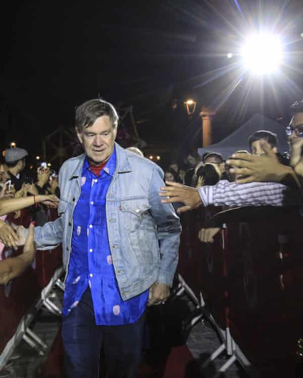 Gus Van Sant on Ouverture … 'I thought, yeah, I know this territory very well.'