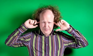 The comedian Andy Zaltzman