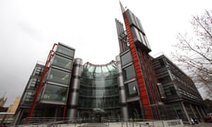 Channel 4 headquarters in London, now a £100m asset.