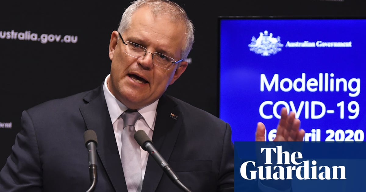 Scott Morrison rules out a coronavirus levy to fund Australia's economic recovery – The Guardian