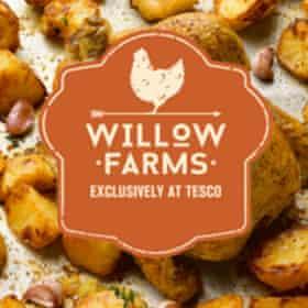 Willow Farm … a brand name, says Tesco.