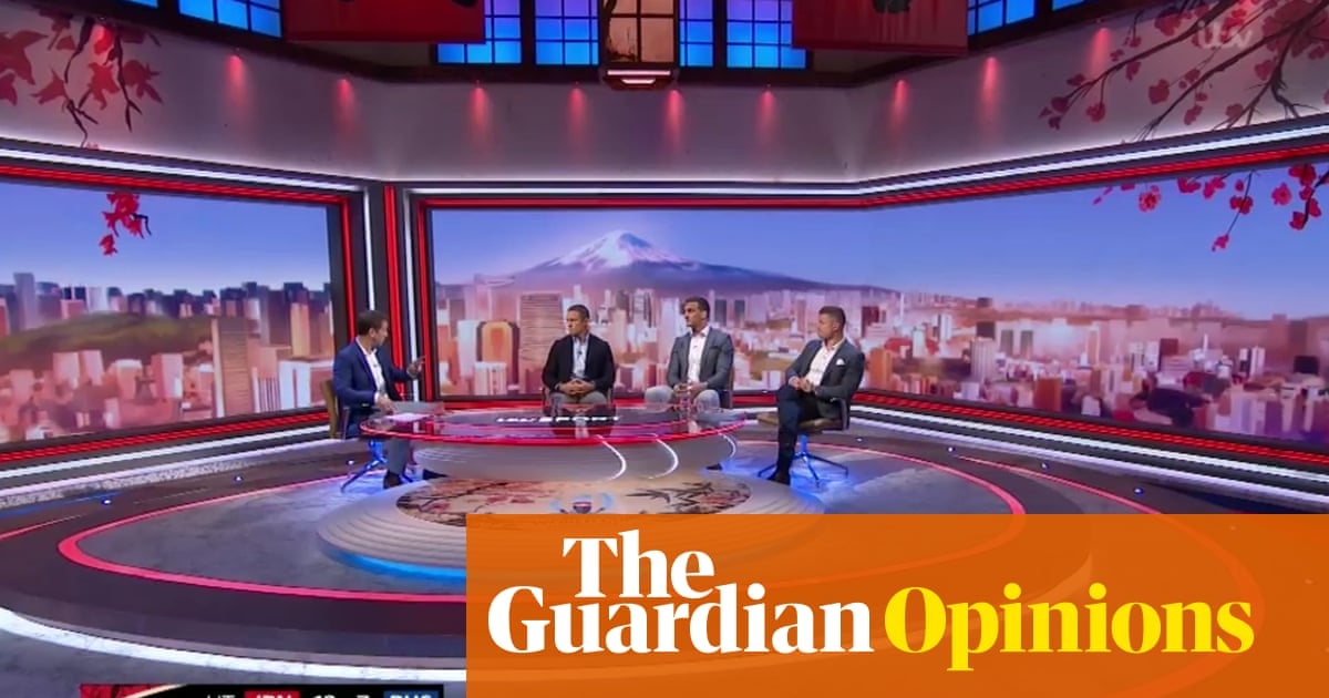 Fuji hogs the horizon as ITV fails to park stereotypes but passes World Cup test | Simon Burnton