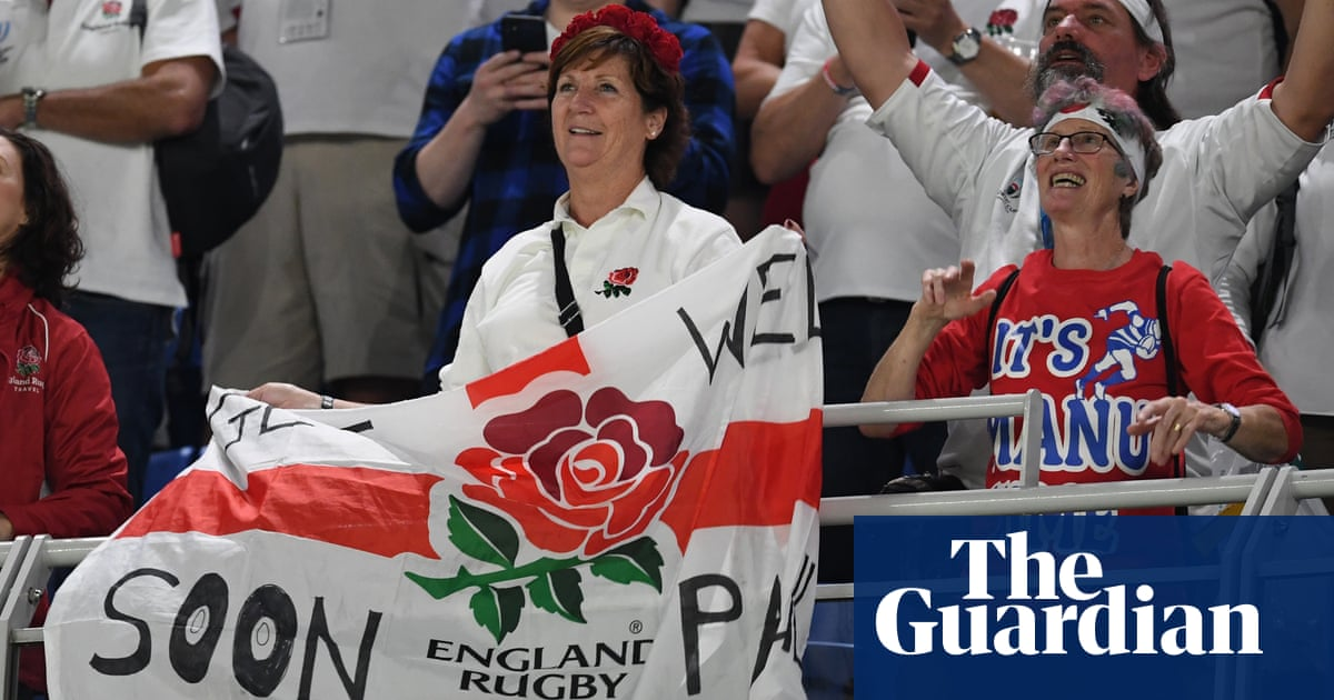 The best day of our lives: England fans soak up semi-final win in Japan