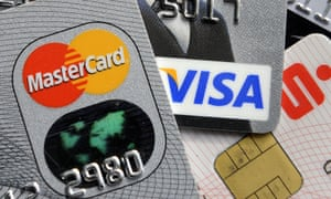 Credit and bank cards