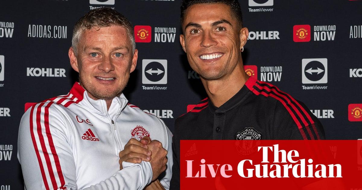 Ronaldo's second coming, Premier League team news and more – live!