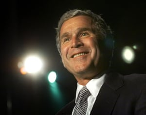 In 1996, when governor of Texas, George W Bush organised a 'deliberative poll'. It led to a move towards wind power rather than fossil fuel.