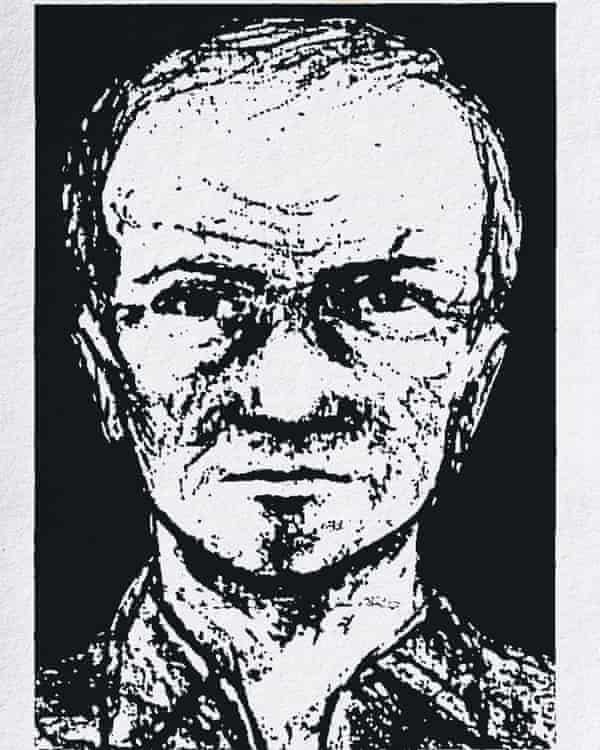 A sketch of Werner Mauss