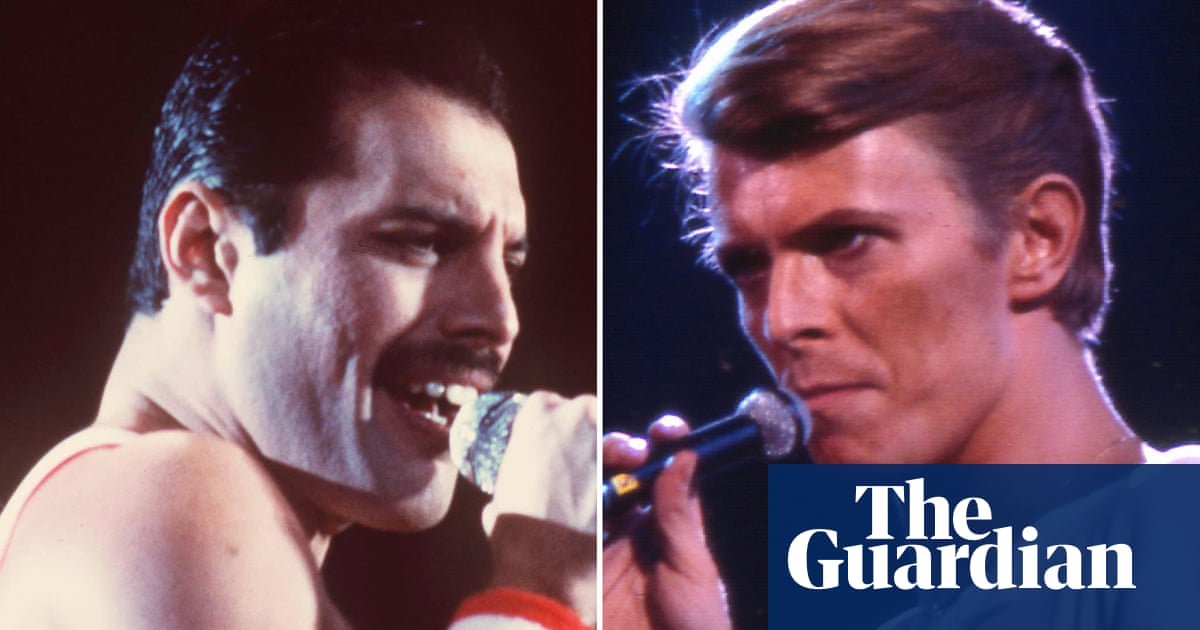 Queen and David Bowie recorded Cream covers in Under Pressure sessions