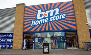 A B&M Home Store off the Farnham Road in Slough.