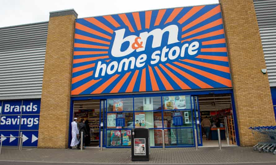 B&M found itself in a near-perfect competitive position during the nationwide lockdown in April.