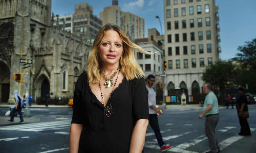 Elizabeth Lee Wurtzel, pictured in New York in 2015.