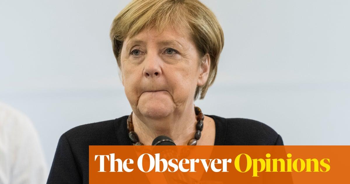 Wanted: a true leader for Europe now Merkel's reluctant reign is over