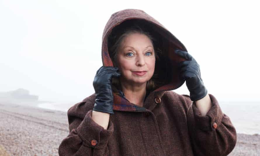 Hilary Mantel, pictured in Devon.
