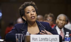 Lynch said the deal she reached with HSBC in 2012 'does not provide [the bank] any protection against prosecution for conduct.'