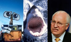 ALL-E, a Great White and Dick Cheney