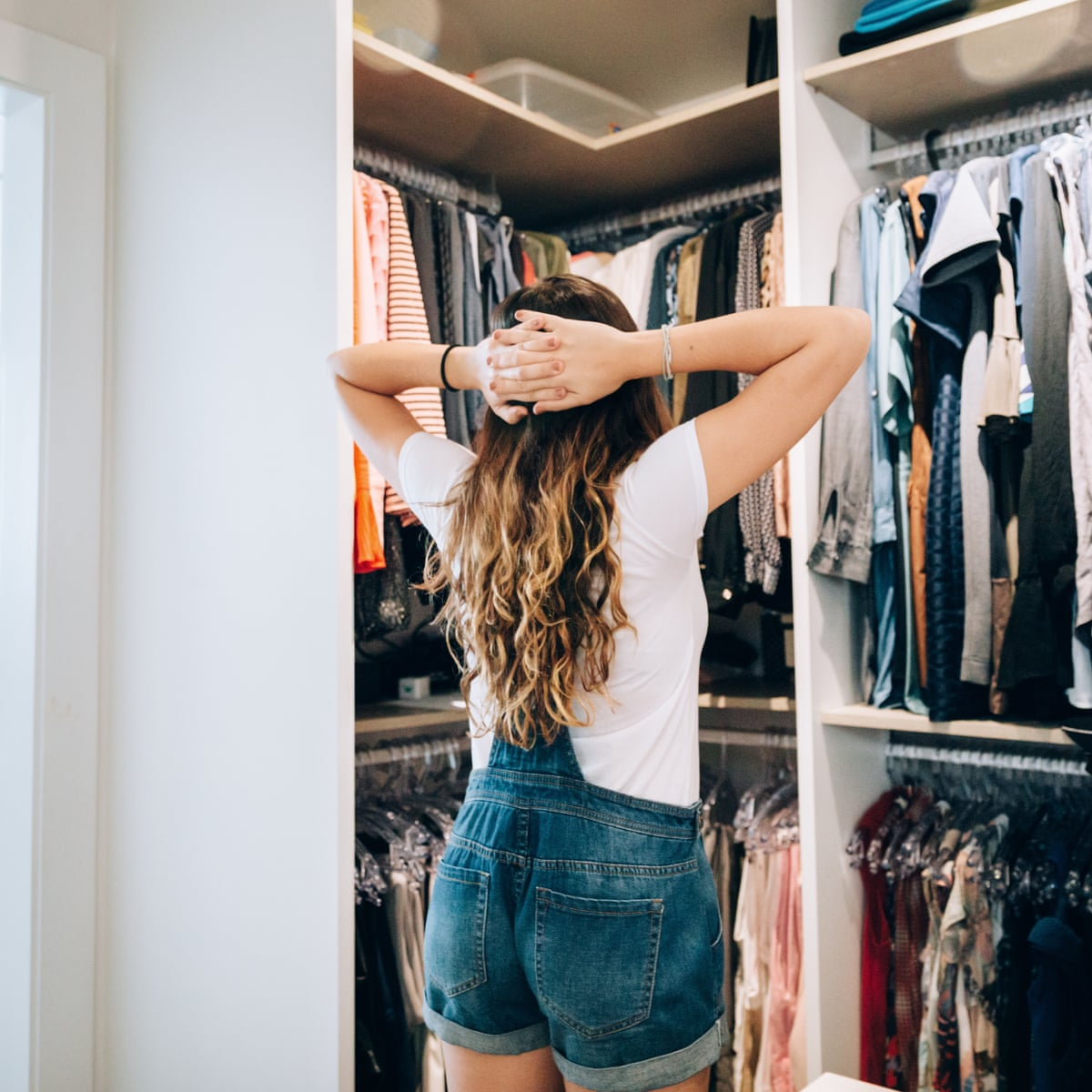 The Fast Fashion Fix 20 Ways To Stop Buying New Clothes For Ever Fashion The Guardian
