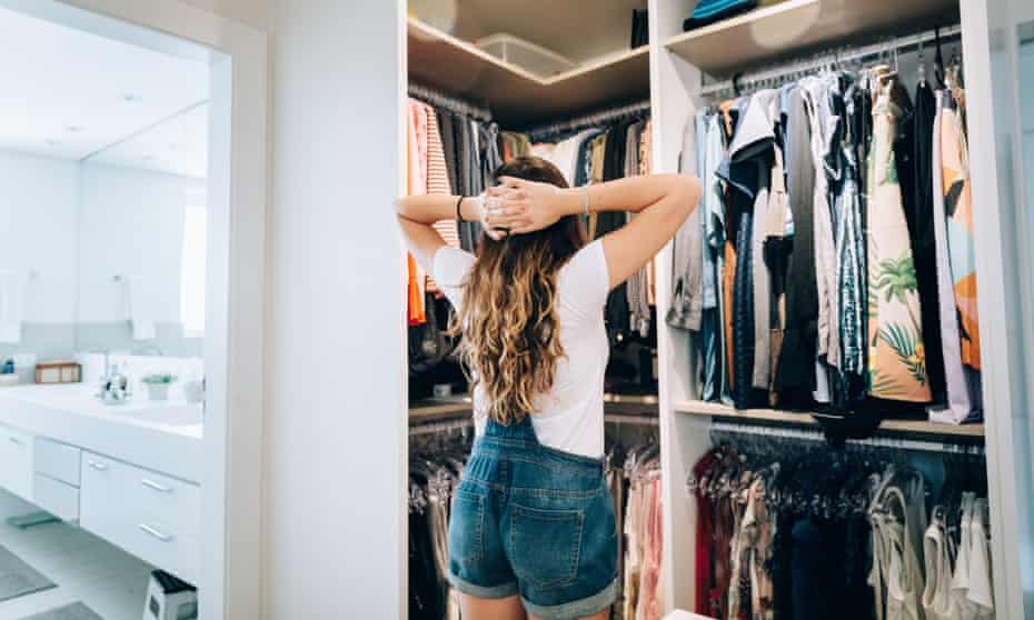 The fast fashion fix: 20 ways to stop buying new clothes for ever | Fashion  | The Guardian