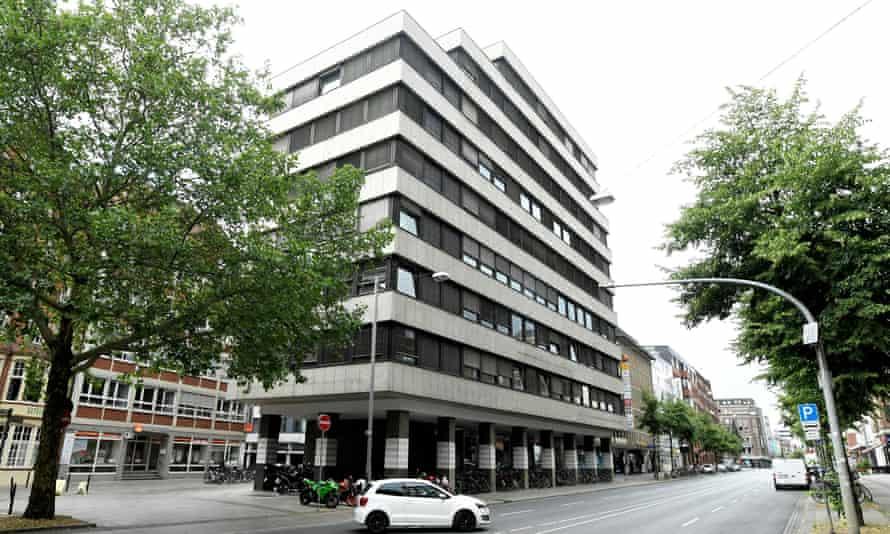 Greensill Bank in Bremen, Germany
