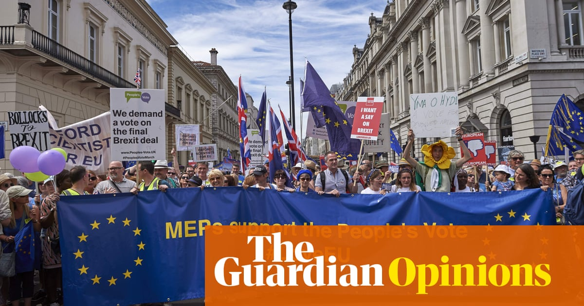 The people's vote: why didn't we heed the lesson of 1979? | Ian Jack