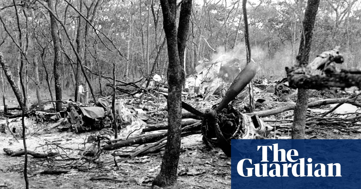 Dag Hammarskjld Crash Inquiry UK And South Africa Criticised For Not Cooperating