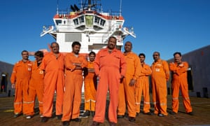 The Malaviya Twenty and crew detained at Great Yarmouth.