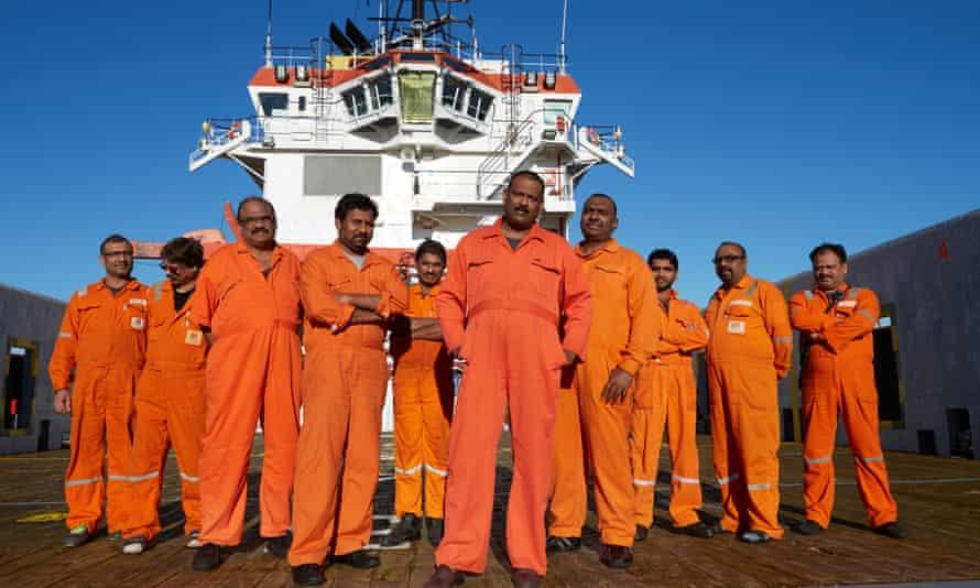 The Malaviya Twenty and crew detained at Great Yarmouth.