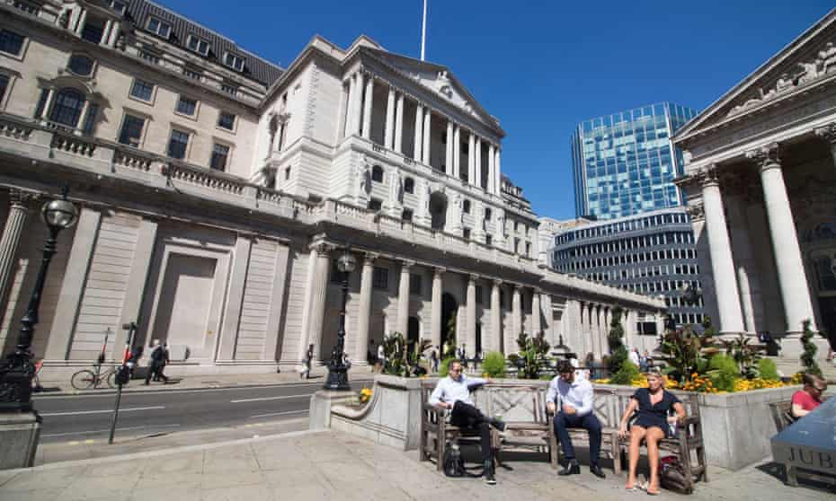 Bank of England announced the interest rate rise of a quarter of a percentage point, from 0.5% to 0.75%.