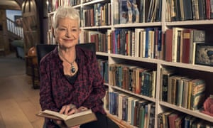 'We need a laugh' … Jacqueline Wilson.