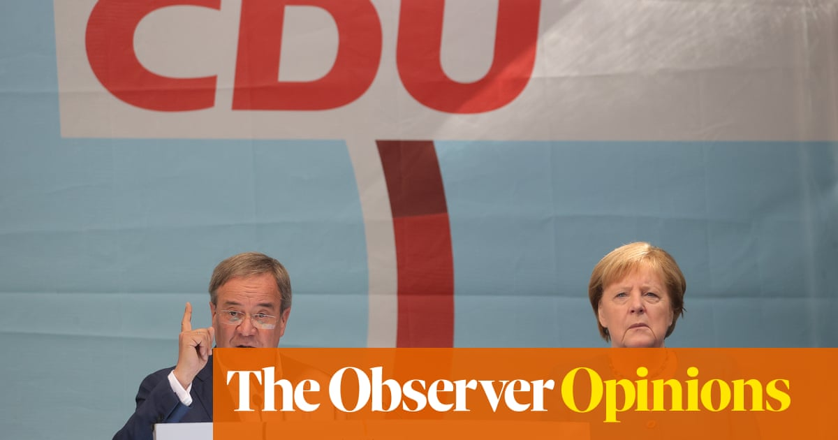 The Observer view on the fight to succeed Angela Merkel