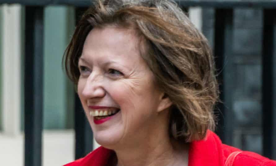 Frances O'Grady, general secretary of the TUC, says the UK must keep up with the pace of industrial change.