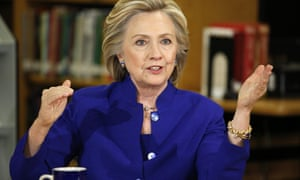 Hillary Clinton has said she wants her emails to be made public.