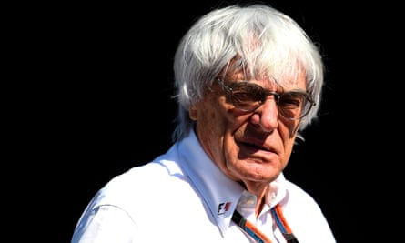 Bernie Ecclestone told a reporter: 'If there was somebody that was capable they wouldn't be taken seriously anyway, so they would never have a car that is capable of competing.'