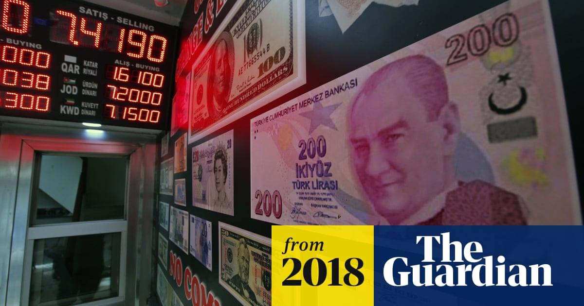 Turkish lira rallies as Qatar makes $15bn loan pledge