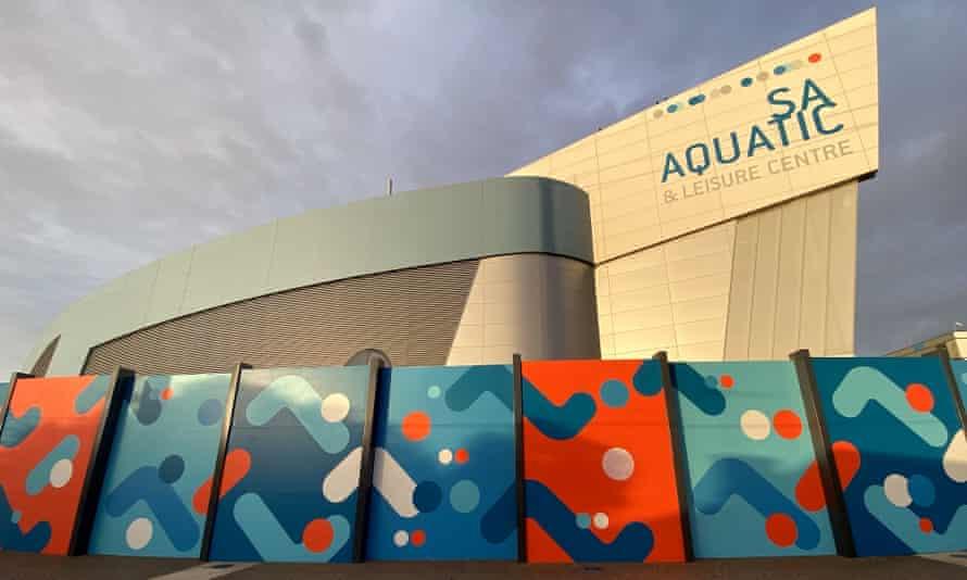 The SA Aquatic Centre