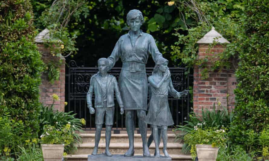 An awkward, lifeless shrine – the Diana statue is a spiritless hunk of  nonsense | Art | The Guardian